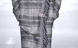 Как сшить пальто без выкройки: популярные модели и интересные идеи