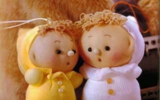 Куклы из колготок своими руками: пошаговая инструкция для начинающих