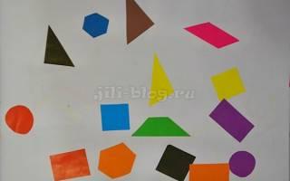 Шаблоны для аппликаций из бумаги для детей: развиваем художественный талант