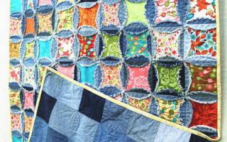 Подушка пэчворк со схемами: разновидности и особенности