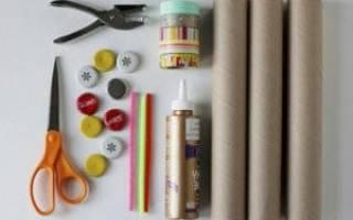 Паровозик своими руками: создаем поделку для детей из необычных материалов