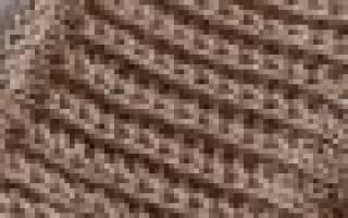 Пышная резинка спицами: несколько способов украсить изделие