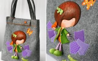 Маленькая сумочка своими руками: изюминка образа
