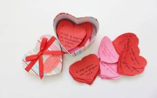 Подарок девушке своими руками: рекомендации для влюбленного юноши