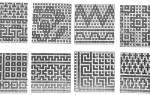 Филейные узоры крючком: схемы и описание кофт и узоров бабочек