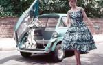 Платье с пышной юбкой: возвращаемся к моде пятидесятых