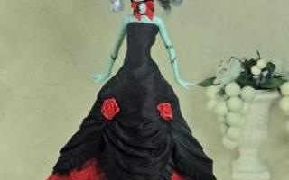 Одежда для кукол монстер хай по простым выкройкам