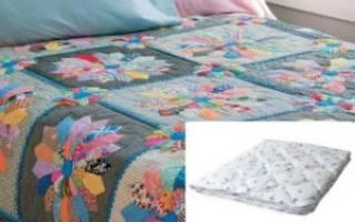 Стеганое одеяло своими руками: создаем комфорт и уют