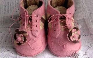 Обувь для куклы своими руками на весну-осень