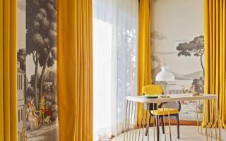 Люверсы на шторы: полезные идеи для дома
