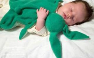 Комфортер для новорожденных: создаем самое лучшее для малыша