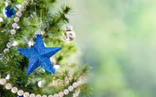 Объемная елка из бумаги для новогоднего торжества