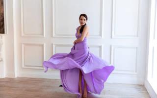Выкройка платья-трансформер: одно платье — много вариантов