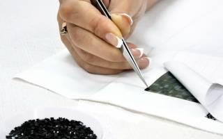 Алмазная вышивка: фото готовых работ от опытных рукодельниц