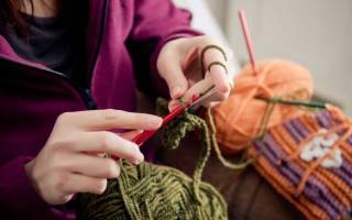 Азы вязания крючком: осваиваем мастерство