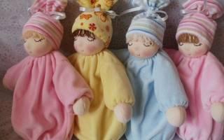 Вальдорфская кукла своими руками: выкройки и схемы с подробным описанием работы