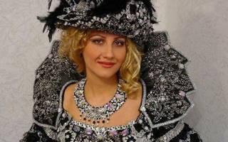 Воротник снежной королевы своими руками: три способа украсить карнавальный костюм