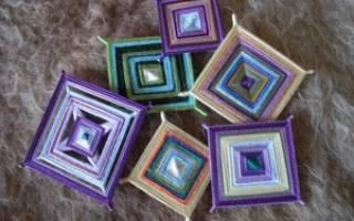 Мастер-класс по плетению мандалы: лучшие идеи и варианты