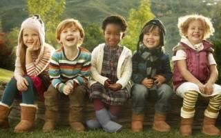 Угги для малышей до года: удобная обувь из пряжи