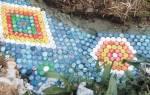 Дорожки из пластиковых бутылок своими руками: 3 варианта изготовления