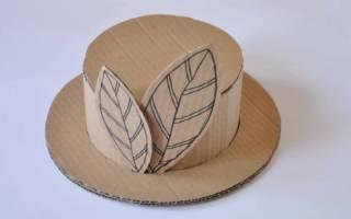 Пиратская шляпа своими руками: поучительные инструкции для изделия из бумаги
