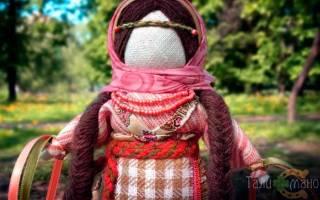Куклы-обереги своими руками для домашнего уюта и исполнения желаний
