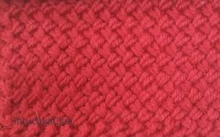 Узор «плетенка» спицами: описание особенностей выполнения