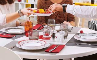 Салфетка на стол под горячее: придаем кухне домашний уют