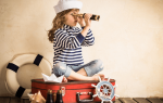 Комплект для девочки: несколько простых идей