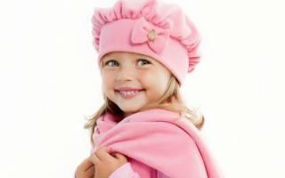 Шапка из флиса: самостоятельно мастерим головной убор из мягкого материала