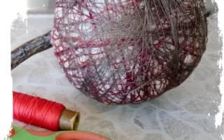 Из чего можно сделать шарик: польза для декора