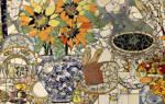 Мозаика из битой плитки своими руками: составляем пошаговый план работы