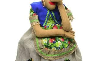 Баба на чайник: пошаговый мастер-класс по работе с текстилем