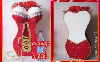 Свит-дизайн для начинающих: мастер-класс создания куклы и корсетной дамы