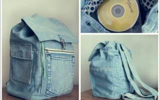 Выкройка рюкзака для всех членов семьи с пошаговым мастер-классом