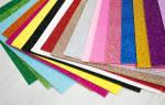 Фоамиран в домашних условиях: изготовление и использование материала