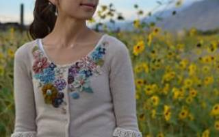 Вышивка шерстяными нитками: подборка схем от лучших мастеров