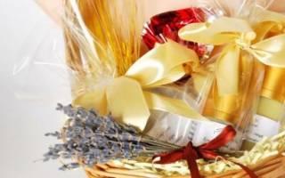 Подарочная корзина своими руками: учимся создавать популярный презент