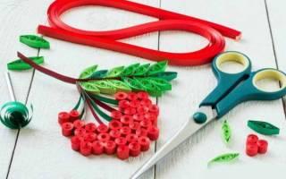 Квиллинговые поделки для начинающих: ажурные сувениры из бумаги к празднику