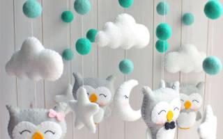 Выкройки игрушек из фетра: шьем мягких симпатяг для малыша