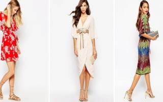 Платье с коротким рукавом: создаем оригинальное кимоно