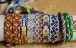 Схемы плетения кумихимо: японские шнуры