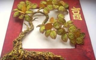 Панно из бисера на стену своими руками: оригинально дополняем декор