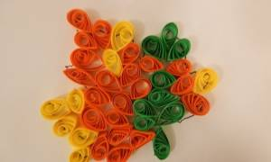 Поделки своими руками (бумагопластика) для детских конкурсов