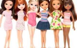 Как сшить платье для куклы: лучшие идеи для наряда любимицы малышки