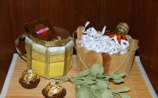 Пивная кружка из конфет: интересный подарок для ценителей сладостей и пива