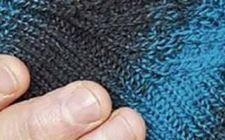 Перчатки мужские вязаные: идеи с различным характером