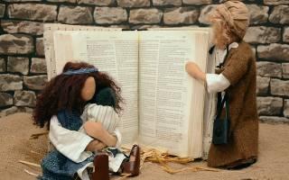Кукла-оберег своими руками для защиты дома и родных