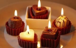 Мастер-класс «свечи своими руками» для домашнего уюта