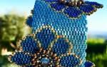 Бисероплетение: кирпичное плетение от основ до применения